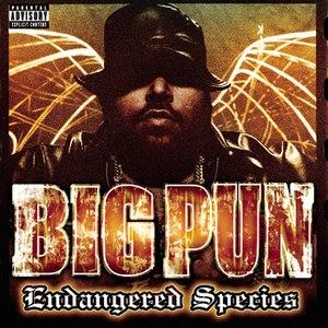 Big Punisher альбом Endangered Species