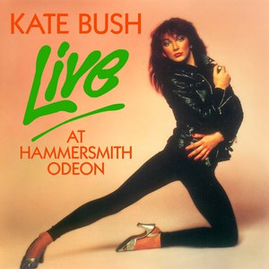 Kate Bush альбом Live at Hammersmith Odeon