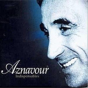 Charles Aznavour альбом Indispensables