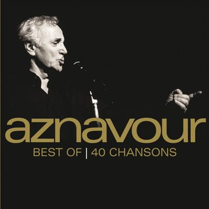 Charles Aznavour альбом Best Of 40 Chansons