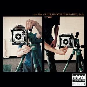 Ben Folds альбом supersunnyspeedgraphic, the lp