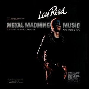 Lou Reed альбом Metal Machine Music