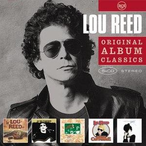 Lou Reed альбом Original Album Classics