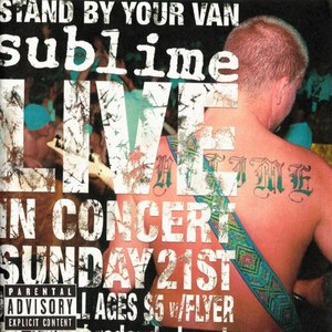 Sublime альбом Sublime Live - Stand By Your Van