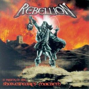 Rebellion альбом Macbeth