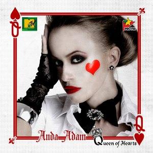 Anda Adam альбом Queen Of Hearts