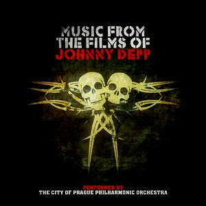 The City Of Prague Philharmonic Orchestra альбом Music From The Films Of Johnny Depp