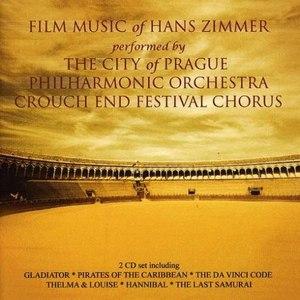 The City Of Prague Philharmonic Orchestra альбом Film Music Of Hans Zimmer