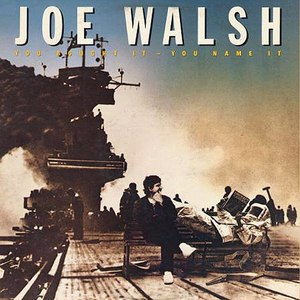 Joe Walsh альбом You Bought It - You Name It