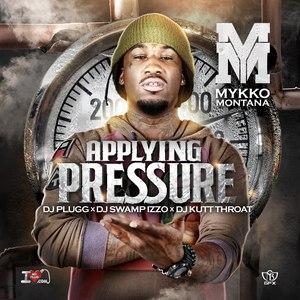 Mykko Montana альбом Applying Pressure