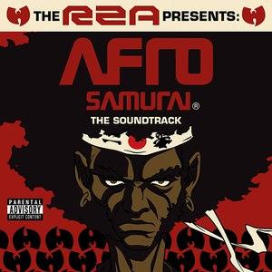 RZA альбом Afro Samurai