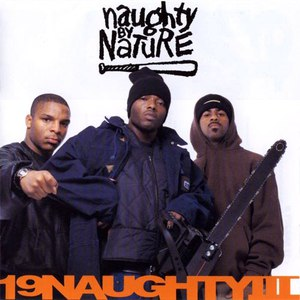 Naughty By Nature альбом 19 Naughty III
