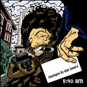 5-40 am альбом Monkey in the beard