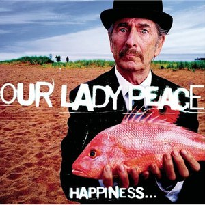 Our Lady Peace альбом Happiness... Is Not a Fish That You Can Catch