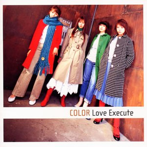 CoLoR альбом Love Execute