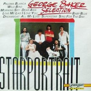 George Baker Selection альбом Starportrait