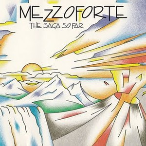 Mezzoforte альбом The saga so far