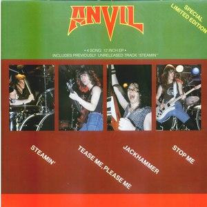 Anvil альбом Anvil