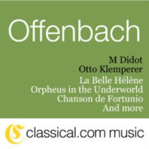 Jacques Offenbach альбом Jacques Offenbach, Orpheus In The Underworld