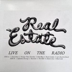 Real Estate альбом Live On The Radio