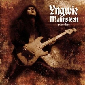 Yngwie Malmsteen альбом Relentless