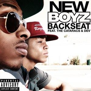 New Boyz альбом Backseat (feat. The Cataracs & Dev)