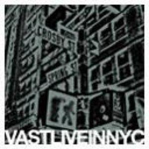 VAST альбом Live In NYC