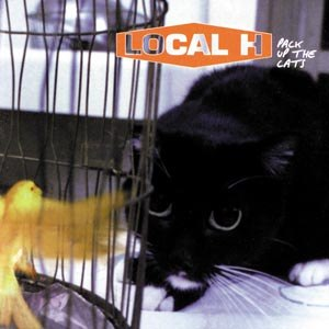 Local H альбом Pack Up The Cats