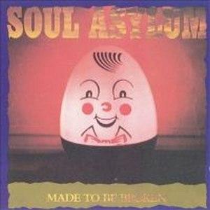 Soul Asylum альбом Made to Be Broken