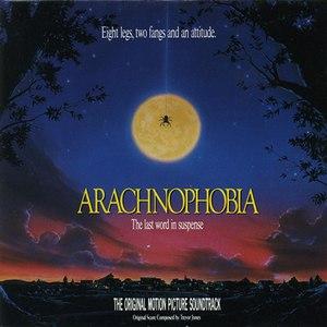 Trevor Jones альбом Arachnophobia