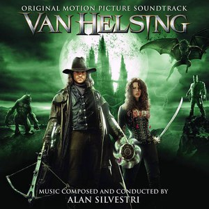 Alan Silvestri альбом Van Helsing