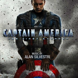 Alan Silvestri альбом Captain America: The First Avenger