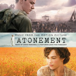 Dario Marianelli альбом Atonement (Music from the Motion Picture)
