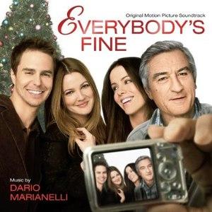 Dario Marianelli альбом Everybody's Fine