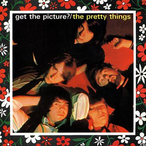 The Pretty Things альбом Get the Picture?