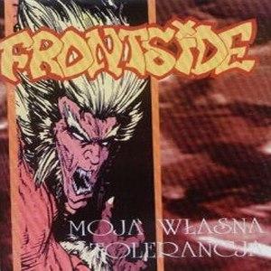 Frontside альбом Moja Własna Tolerancja