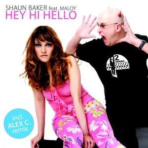 Shaun Baker альбом Hey Hi Hello