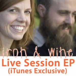 Iron & Wine альбом iTunes Exclusive EP