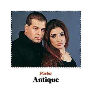 Antique альбом Pärlor - Antique