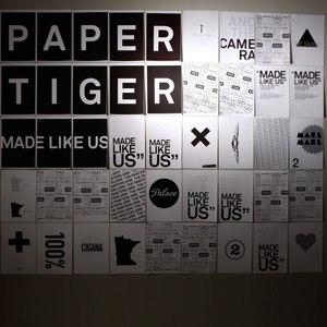 Paper Tiger альбом Made Like Us
