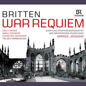 Benjamin Britten альбом Britten: War Requiem