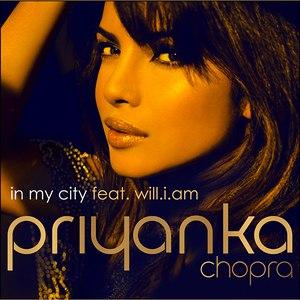 Priyanka Chopra альбом In My City