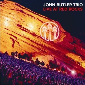 The John Butler Trio альбом Live at Red Rocks