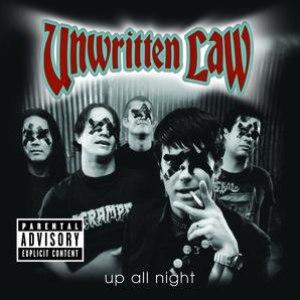 Unwritten Law альбом Up All Night