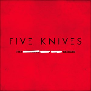 FIVE KNIVES альбом The Rising Remixes