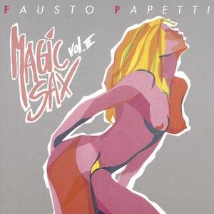 Fausto Papetti альбом Magic Sax Vol. 2