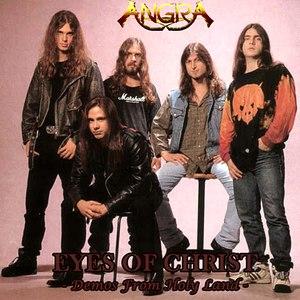 Angra альбом Eyes of Christ