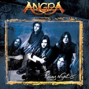 Angra альбом Rainy Nights