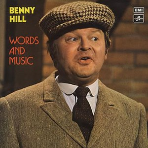 Benny Hill альбом Words and Music