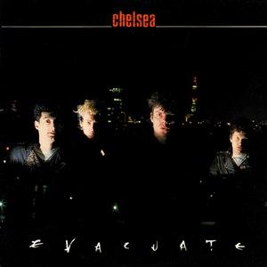 Chelsea альбом Evacuate
